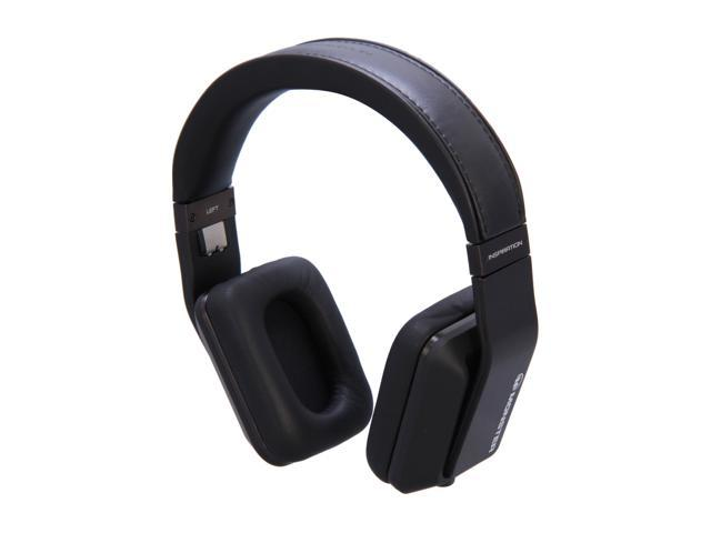 Monster Inspiration Over-Ear Passive Noise Isolation Headphones - Black - 128917