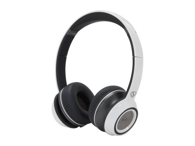 Monster Frost White NCredible NTune On-Ear Headphone (Frost White)