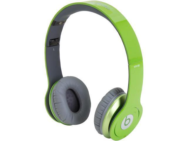 Beats by Dr. Dre Solo HD On-Ear Headphones, Green