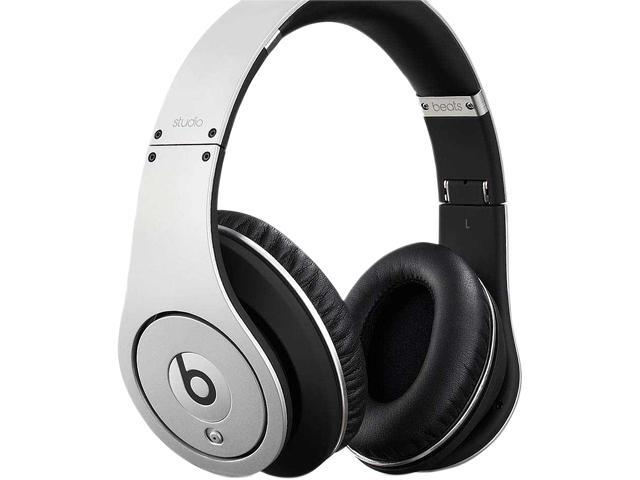Beats by Dr. Dre Gray BEATS STUDIO Supra-aural Headphone/Headset