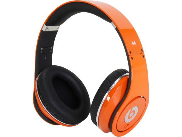 Beats by Dr. Dre Studio On-Ear Headphones, Orange