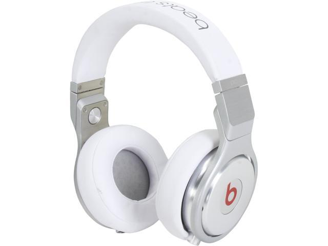 Beats by Dr. Dre White BEATS PRO Circumaural Headphone/Headset