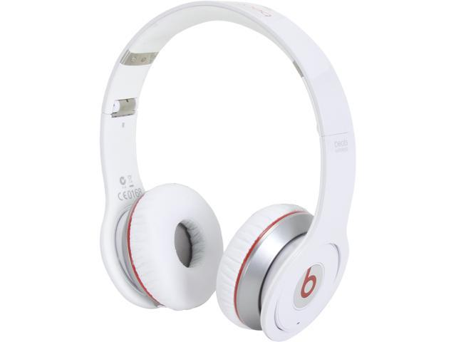 Beats by Dr. Dre WIRELESS On-Ear Bluetooth Headphone, White