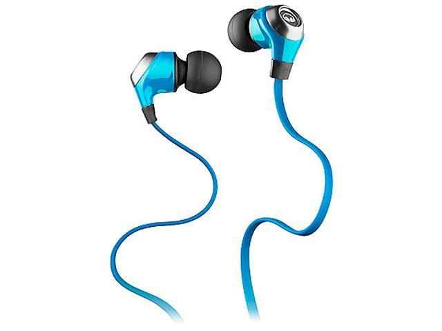 Monster Cable Classic Series N-Lite In-Ear Headphones, Blue, #128589
