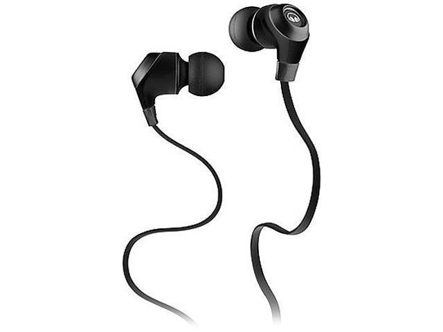 Monster Cable Classic Series N-Lite In-Ear Headphones, Black, #128591