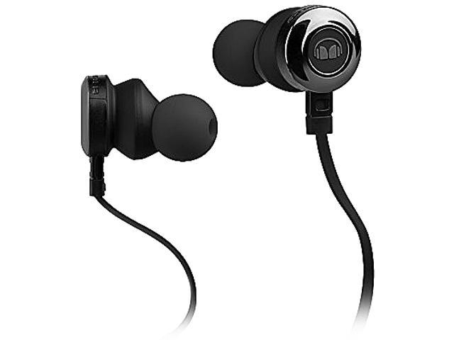 Monster ClarityHD High-Performance Earbuds, Black, 128665-00