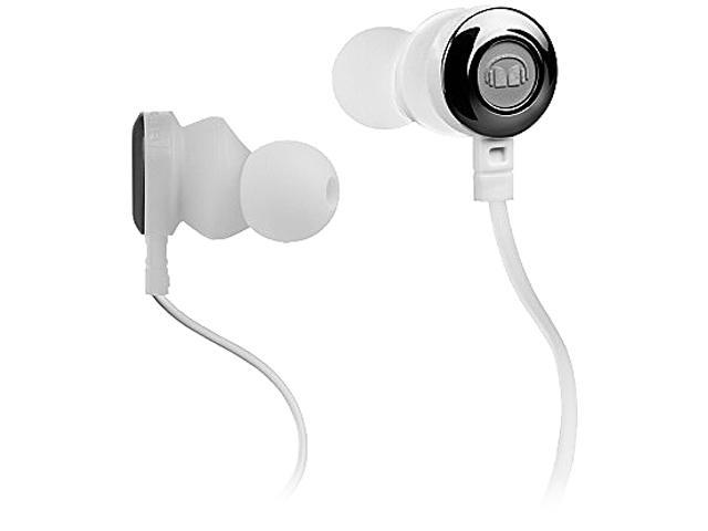 Monster ClarityHD High-Performance Earbuds, White, 128666-00
