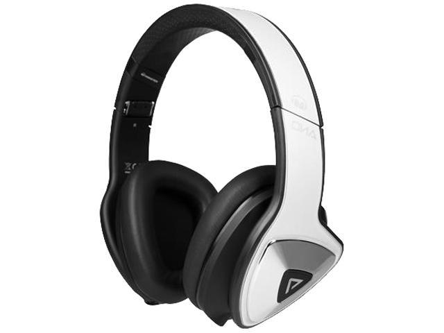 Monster DNA Pro 2.0 Over-Ear headphones, Tuxedo White, 137022-00