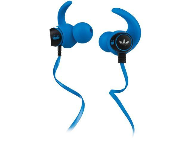 Monster Adidas Originals by Monster In-Ear Headphones, Blue, 137010-00