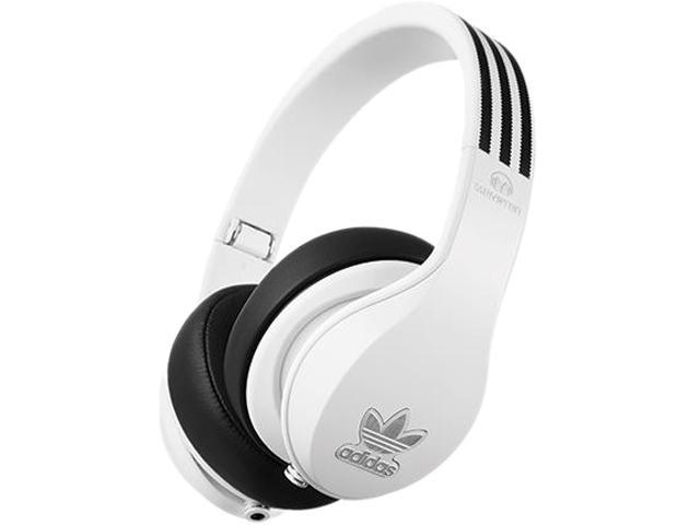 Monster White MH ADS OE WH NI CU3 WW adidas Originals Over-Ear Headphones - White