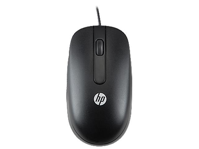 HP Wired Optical Mouse