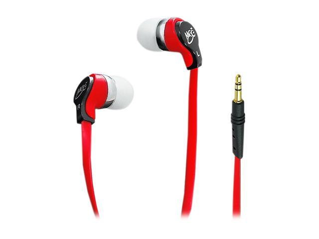 Mee audio Red MEE-RX12-RD Binaural Headphone/Headset
