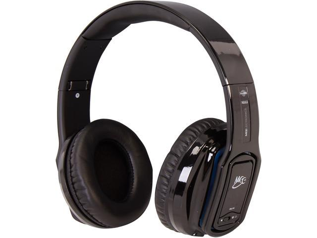 Mee audio HP-NS63-BK-MEE NoiseSHIELD NS63 Active Noise Canceling Headphones with Headset Functionality -