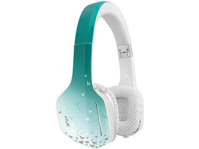 Mee audio Fantasy HP-ATLAS-FT-MEE Atlas Fantasy IML Graphics On-Ear Headphones with Headset Functionality