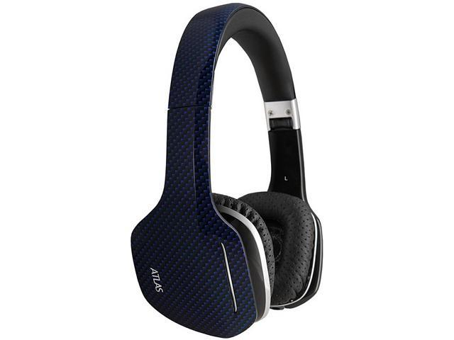 Mee audio Carbon HP-ATLAS-CF-MEE Atlas Fantasy IML Graphics On-Ear Headphones with Headset Functionality