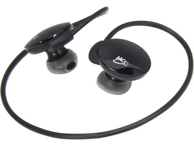 Mee audio Air-Fi Journey AF16 Ultra Portable Stereo Bluetooth Wireless Headset (Black)