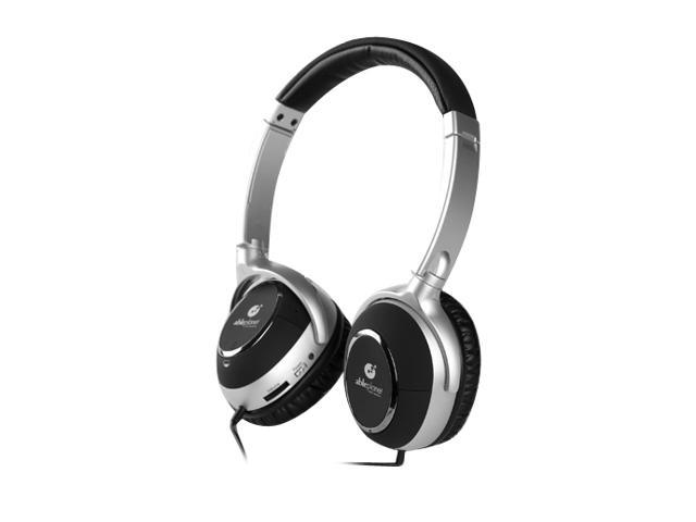 AblePlanet NC600 Circumaural Noise Canceling Headphone with SRS