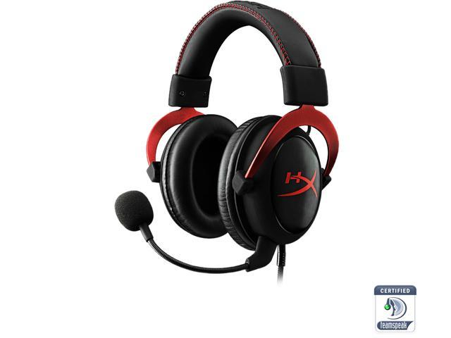 hyperx cloud ii gaming headset with 7 1 virtual surround. Black Bedroom Furniture Sets. Home Design Ideas