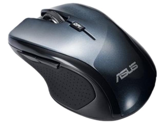 ASUS WT460 90-XB2N00MU00000- Blue RF Wireless Optical Mouse