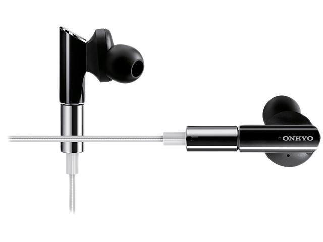 Onkyo Silver IE-HF300 (Silver) In-Ear Headphones