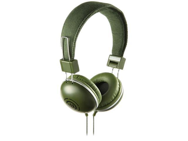 Wicked Army Green WI8501 EVAC Headphone Army Green