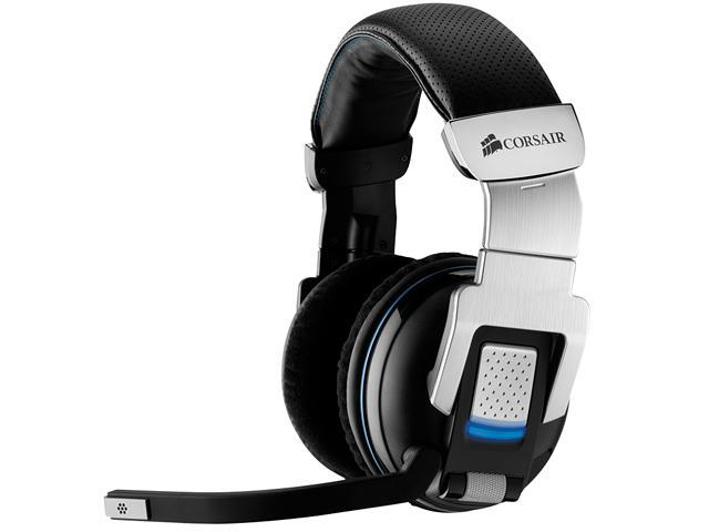 Corsair VENGEANCE 2000 USB Connector Circumaural Dolby 7.1 Wireless Gaming Headset - Refurbished
