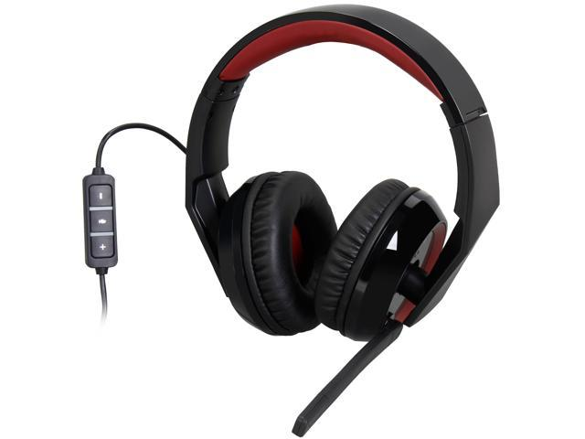 Corsair Raptor HS40 USB Connector Circumaural 7.1 Gaming Headset