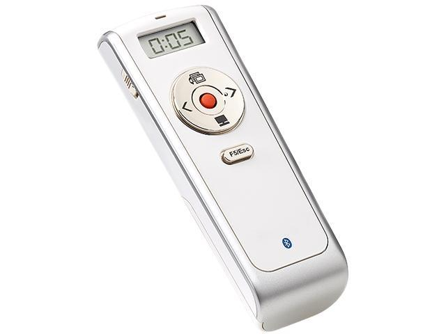 SMK-Link VP4571 Stopwatch Presenter with Laser Pointer for Mac