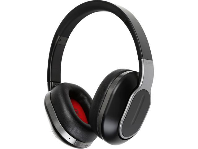 Phiaton BT 460 Bluetooth 4.0 Wireless Over-Ear Headphones - Black