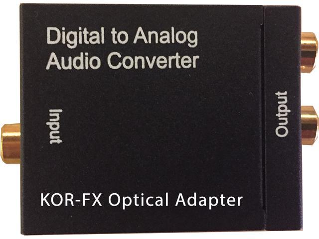 KOR-FX Optical Adapter (Xbox One, PS4, PC)