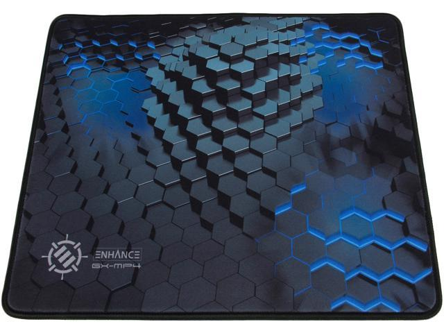 ENHANCE GX-MP4 XL Mouse Pad with Reinforced Anti-Fray Stitching & Sleek Low-Friction Tracking Surface