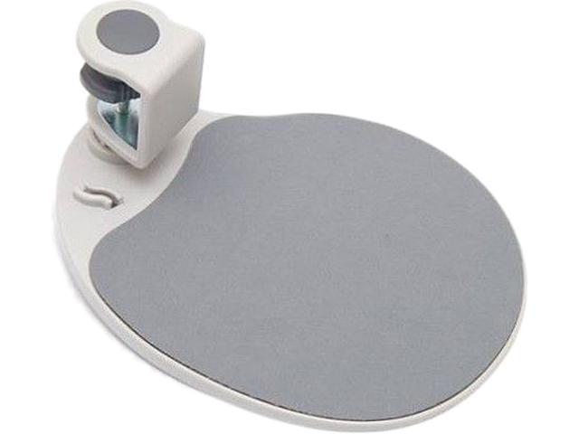 Aidata Under Desk Mouse Platform Platinum 10 Quot W X 2 5 Quot H