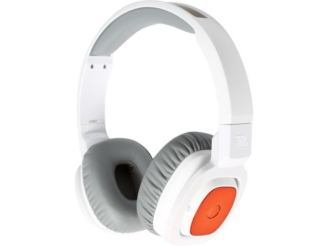JBL J56BT Bluetooth On-Ear Headphone - White