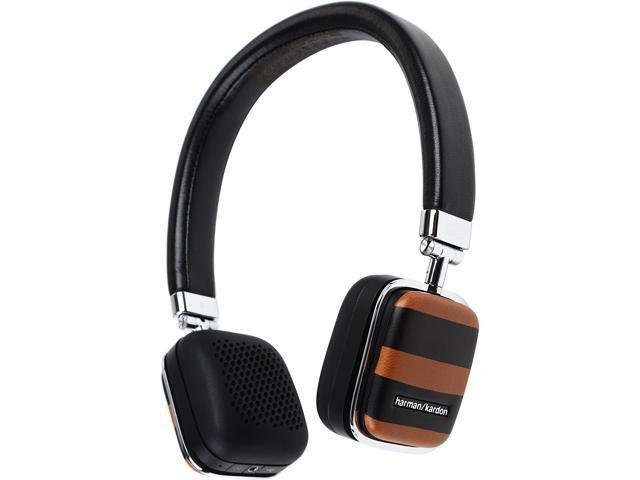 Harman Kardon HKSOHOBTVSCOACH On-Ear 3.5mm Wireless Bluetooth Headphones