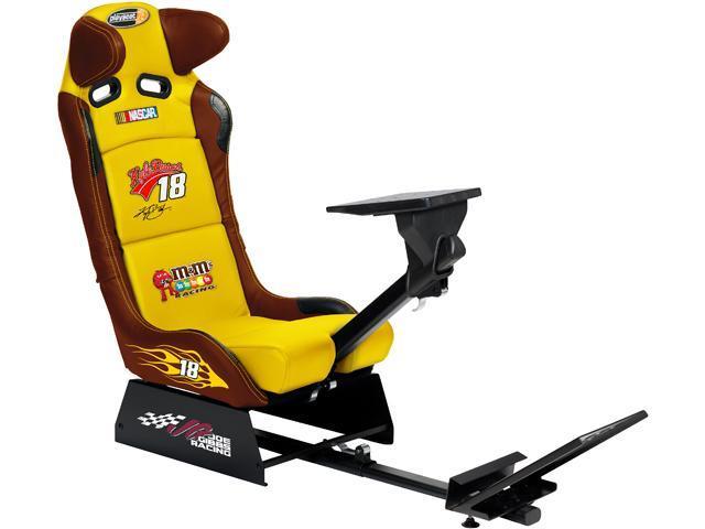 Playseat 11005 NASCAR #18 Kyle Busch M&M's Video Game Racing Seat