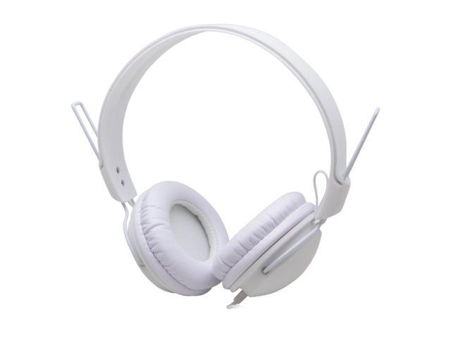 Nocs White 3.5mm Headphone with Remote and Mic NS300