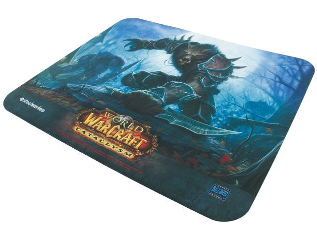 SteelSeries Qck 67210 Worgen Edition Mouse Pad