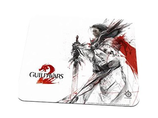 SteelSeries 67251 QcK Guild Wars 2 Logan Edition Mouse Pad
