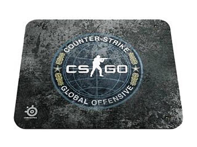 SteelSeries 67246 QcK CS:GO Edition Mouse Pad