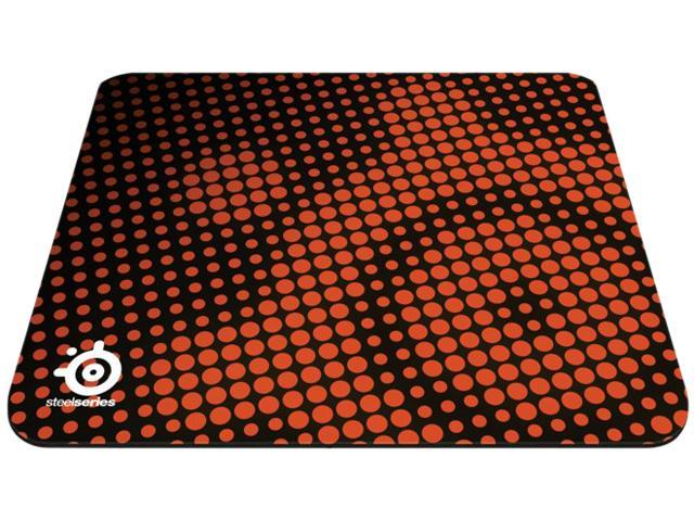 SteelSeries 67279 QCK Mouse Pad - Heat Orange