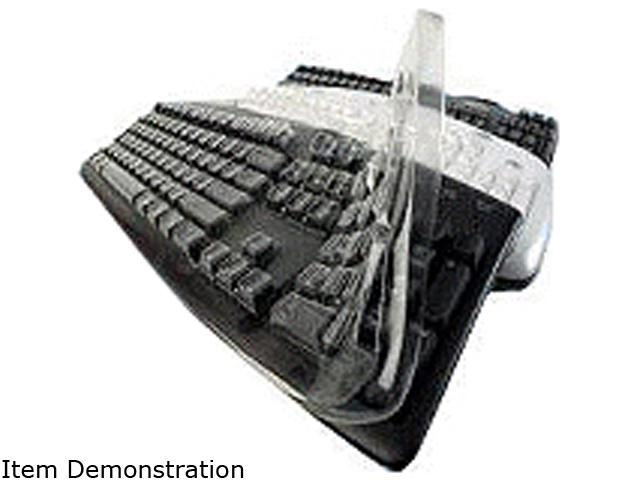 Protect Computer Products IR1211-103 Keyboard Cover for I-Rocks KR6820E