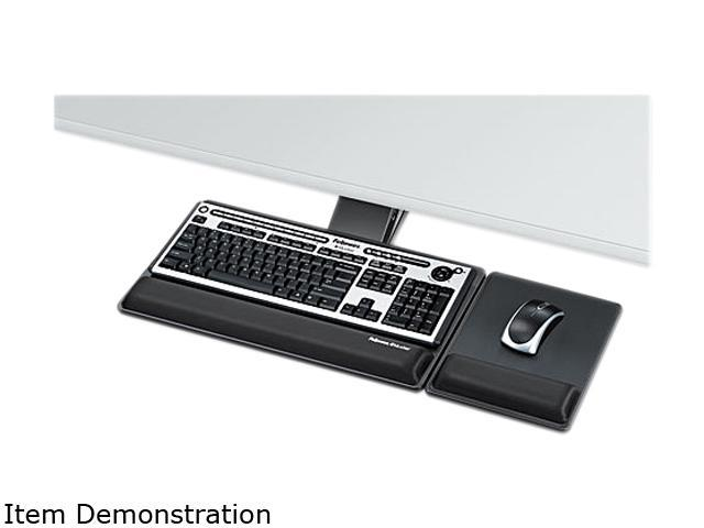 Fellowes 8017901 Designer Suites Premium Keyboard Tray