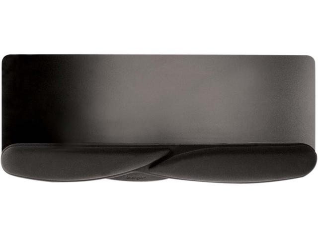 Kensington L36822US Wrist Pillow Extended Platform, Keyboard and Mousepad Wrist Rest in Black
