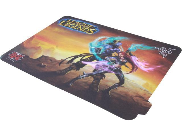 Razer Sphex RZ02-00330900-R3M1 Mouse Pad - League of Legends Edition