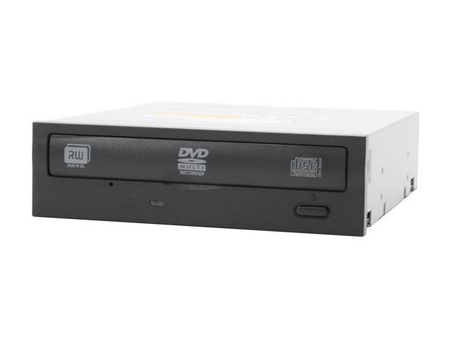 LITE-ON 20X DVD±R DVD Burner With 12X DVD-RAM Write 20X DVD+R 8X DVD+RW 8X DVD+R DL 20X DVD-R 6X DVD-RW 16X DVD-ROM 48X CD-R 32X CD-RW 48X CD-ROM Black SATA Model LH-20A1S OEM BK - OEM