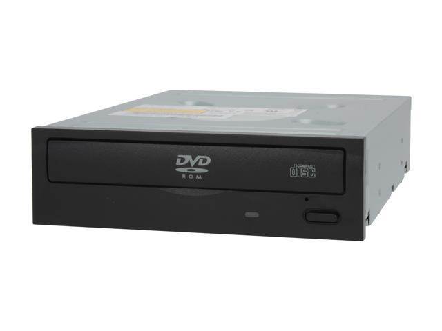 LITE-ON Black SATA DVD-ROM Drive Model iHDS118-04