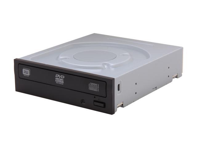 LITE-ON DVD Burner - Bulk Black SATA Model iHAS124-04