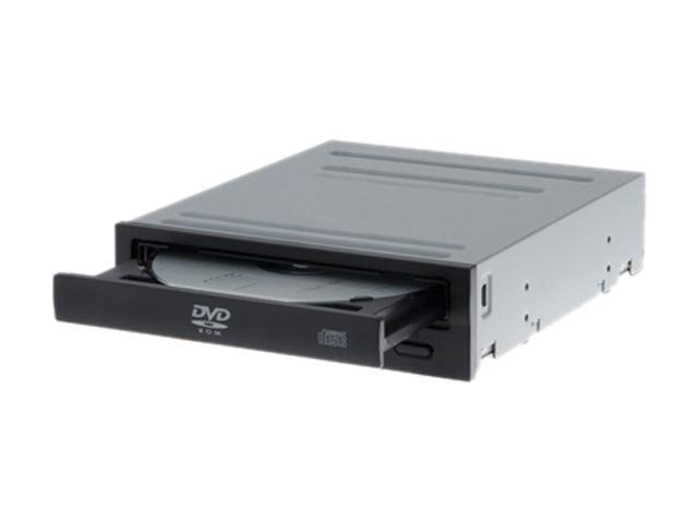 LITE-ON Black DVD-ROM Drive Model IHDP11808