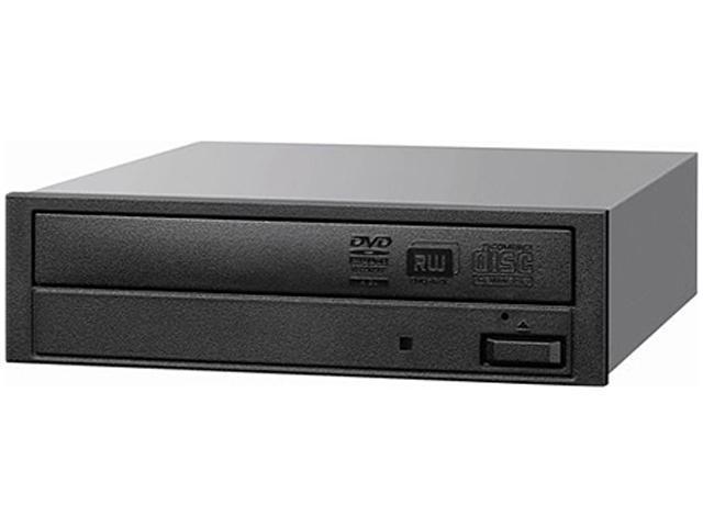 Optiarc 24x Internal DVD+/-RW Drive Burner Archival Duplication Grade Black SATA Model 5280S-CB