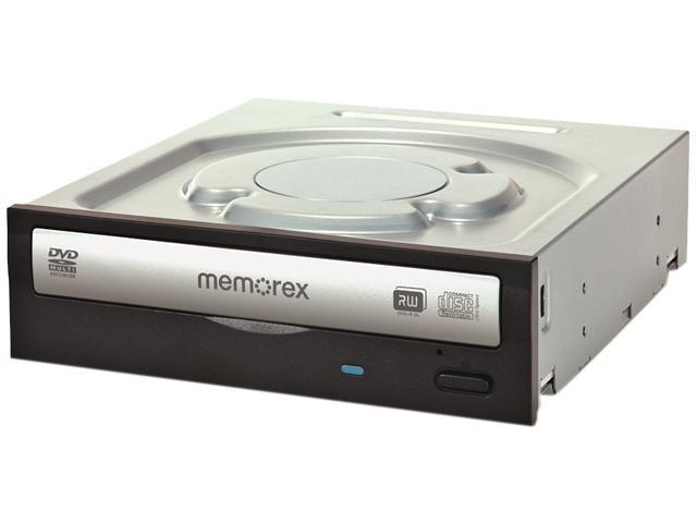 Memorex DVD Burner Black / Silver SATA Model MRX-550L